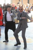PSY performs on NBC ''Today Show'' 5 3 2013