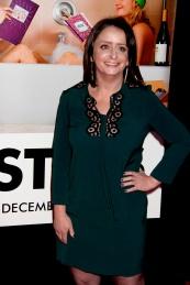 RACHEL DRATCH at World Premiere of ''Sisters'' at Ziegfeld Theatre 12-8-2015 John Barrett/Globe Photos 2015 +